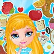 Игра Игра Малышка Барби мой идеальный завтрак