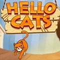 Игра Игра Привет коты
