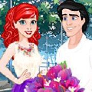 Игра Игра Милое свидание принцессы Дисней