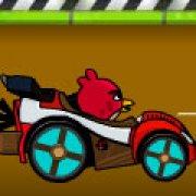 Игра Игра Злые птицы гонки