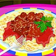 Игра Игра Спагетти с фрикадельками