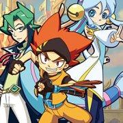 Игра Игра На троих аниме бродилка