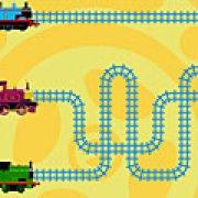 Игра Игра Томас и его друзья железная дорога