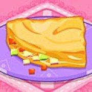 Игра Игра Овощной омлет