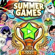 Игра Игра Картун Нетворк: Летние Игры
