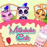 Игра Игра Зоо Кафе: Молочные Коктейли