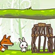 Игра Игра Кролик любит волка