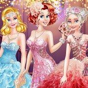 Игра Игра Принцессы Диснея: Королева Сверкающего Выпускного Бала
