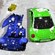 Игра Игра Соник: снежный побег
