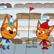 Игра Игра Три Кота в Магазине