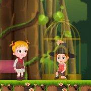 Игра Игра Бродилка Малышка Хейзел: друзья навсегда
