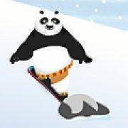 Игра Игра По-сноубордист