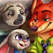 Игра Игра Зверополис: Джуди и Ник расследуют дело