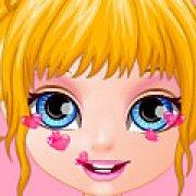 Игра Игра Малышка Барби кукольный домик