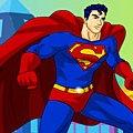 Игра Игра Одевалка: Супермен