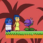 Игра Игра Головоломка эмоции спасают принцессу