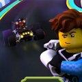 Игра Игра Лего Ниндзяго: Кибер Гонщик