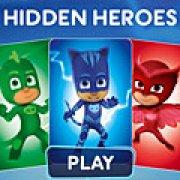 Игра Игра Герои в масках скрытые PJ Masks