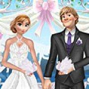 Игра Игра Холодное сердце: брачная ночь Анны и Кристофа