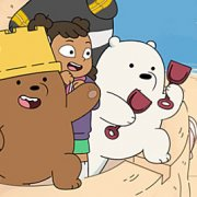 Игра Игра Вся правда о медведях: Сражение Замок Из Песка