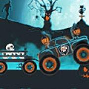 Игра Игра Хэллоуин грузовик монстр