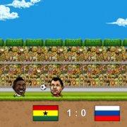 Игра Игра Футбольные головы