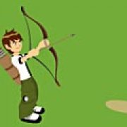 Игра Игра Лучник Бен 10