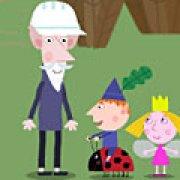 Игра Игра Бен и Холли: дерево эльфов