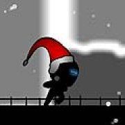 Игра Игра Рождественский бегун