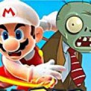 Игра Игра Марио: охота на зомби