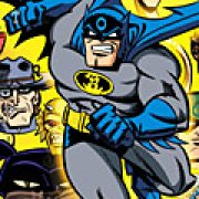 Игра Игра Бэтмен-супергерой: скрытые буквы