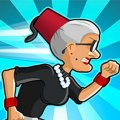 Игра Игра Злая бабушка бежит в Турции