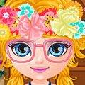 Игра Игра Малышка Барби: безделье в цветочном магазине
