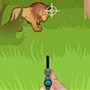 Игра Игра Саванна: охота