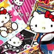 Игра Игра Hello Kitty: скрытые буквы
