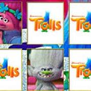 Игра Игра Тролли: тренировка памяти