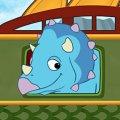 Игра Игра Поезд Динозавров: Дизайн Вагонов