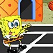Игра Игра Губка Боб: баскетбол