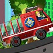 Игра Игра Пожарный Сэм: пожарный грузовик (Fire Man Sam