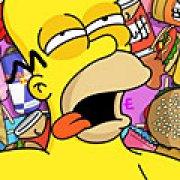 Игра Игра Симпсоны: найди Гомера