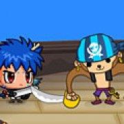 Игра Игра Принц против пиратов