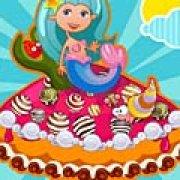 Игра Игра Волшебный торт Русалочки