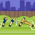 Игра Игра На Двоих: Произвольный Футбол