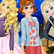 Игра Игра Принцессы Диснея: Лас-Вегас