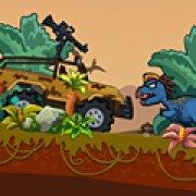 Игра Игра Охотник на динозавров