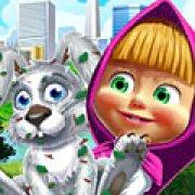 Игра Игра Маша и пасхальный кролик