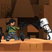 Игра Игра Лего звездные войны