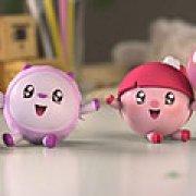 Игра Игра Малышарики: Нюшенька и Барашек