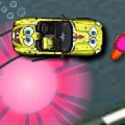 Игра Игра Губка Боб на машине