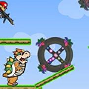 Игра Игра Марио-бомботолкатель